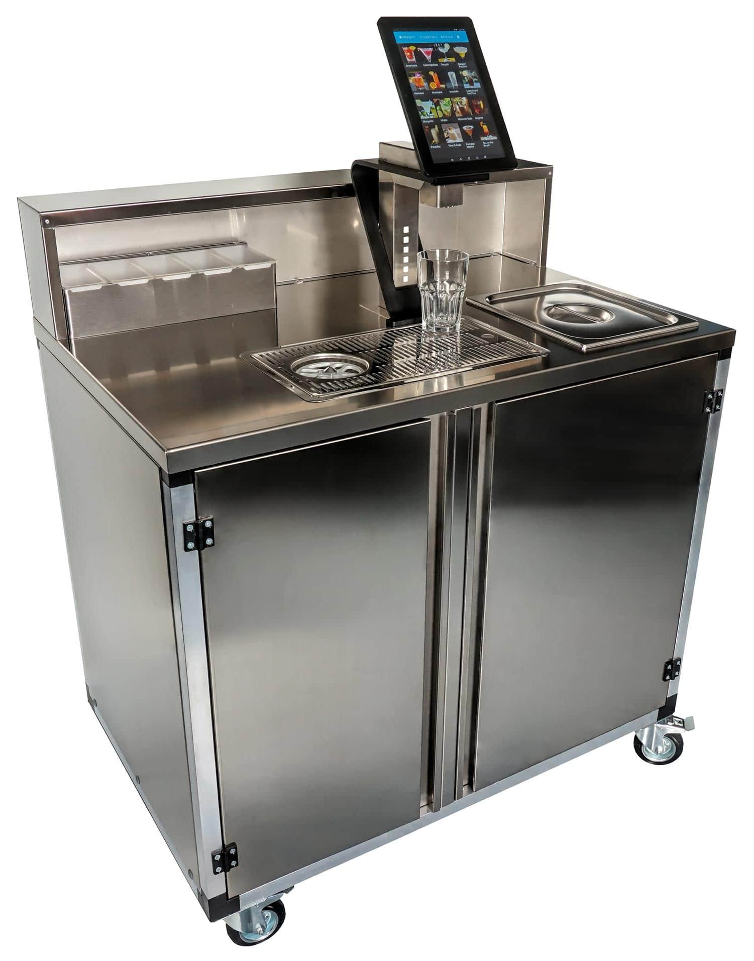 Cocktails Machine Gig Station